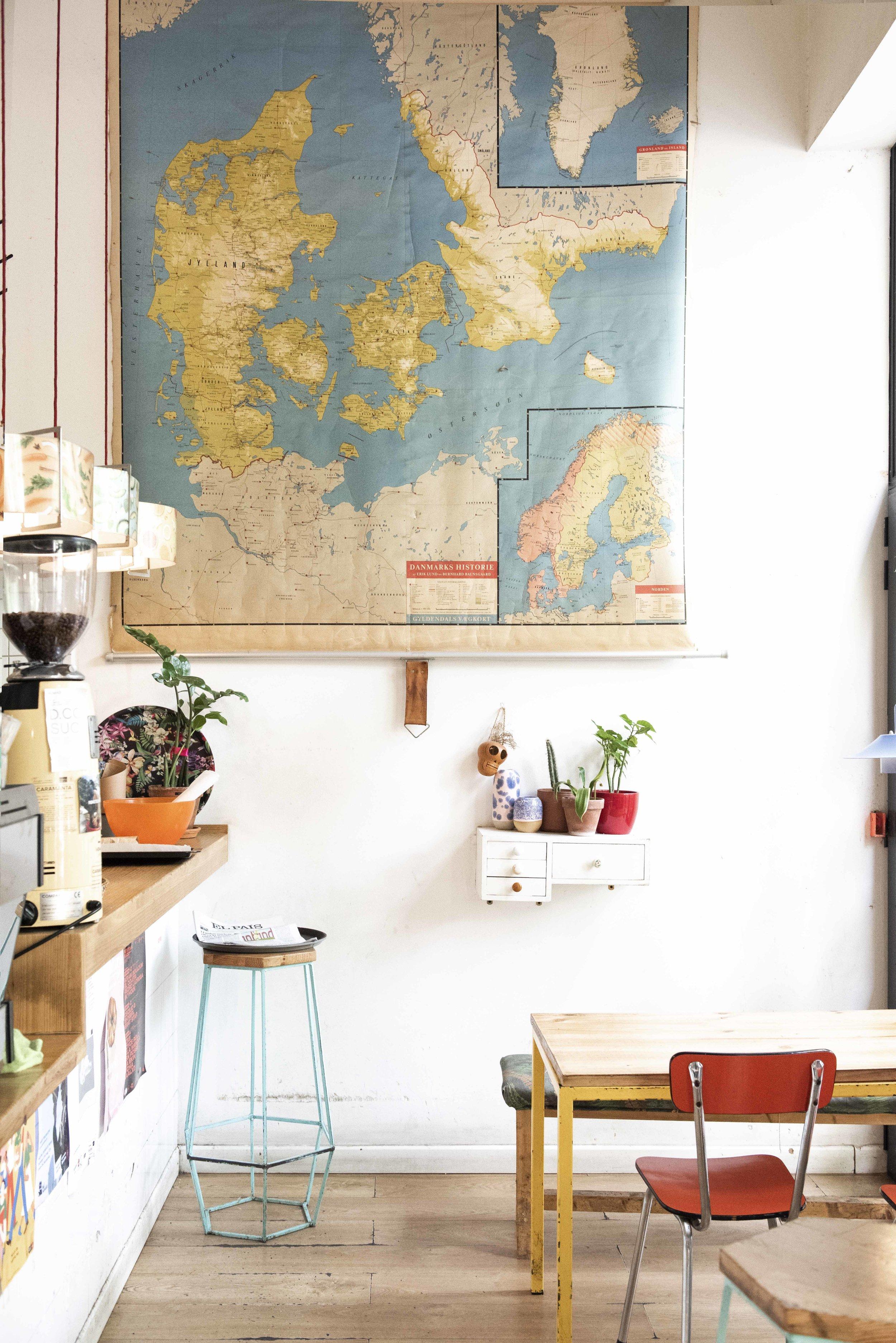 Cafe Cometa Barcelona. Photo © Barcelona Food Experience.