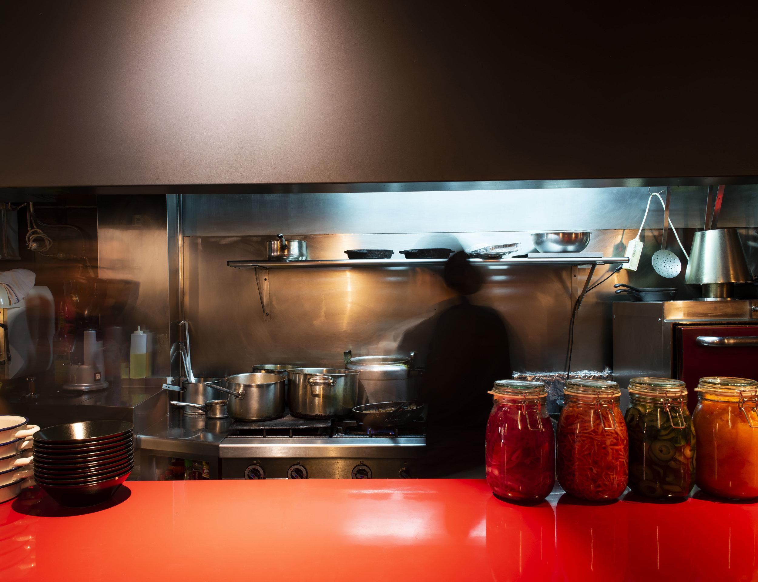 Hawker 45, Barcelona. Photo © Barcelona Food Experience.