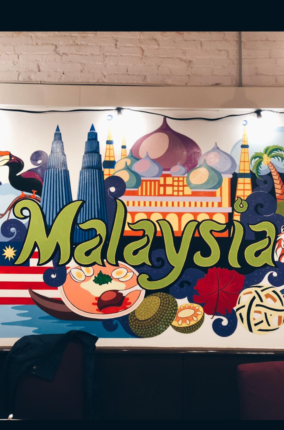 Malaysia Express Halal, Barcelona. Photo © Barcelona Food Experience.