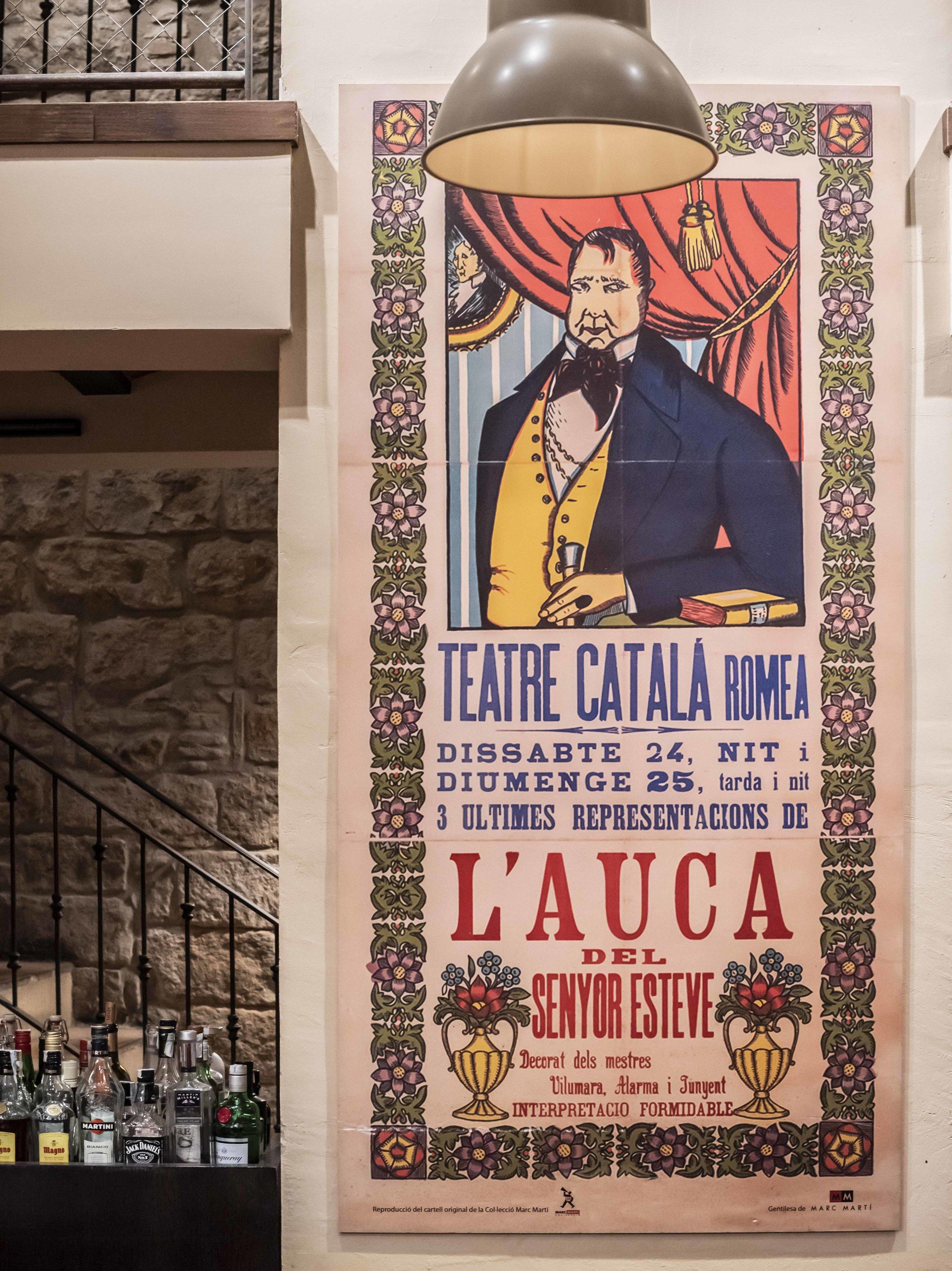 Bodega La Puntual, Barcelona. Photo © Barcelona Food Experience.
