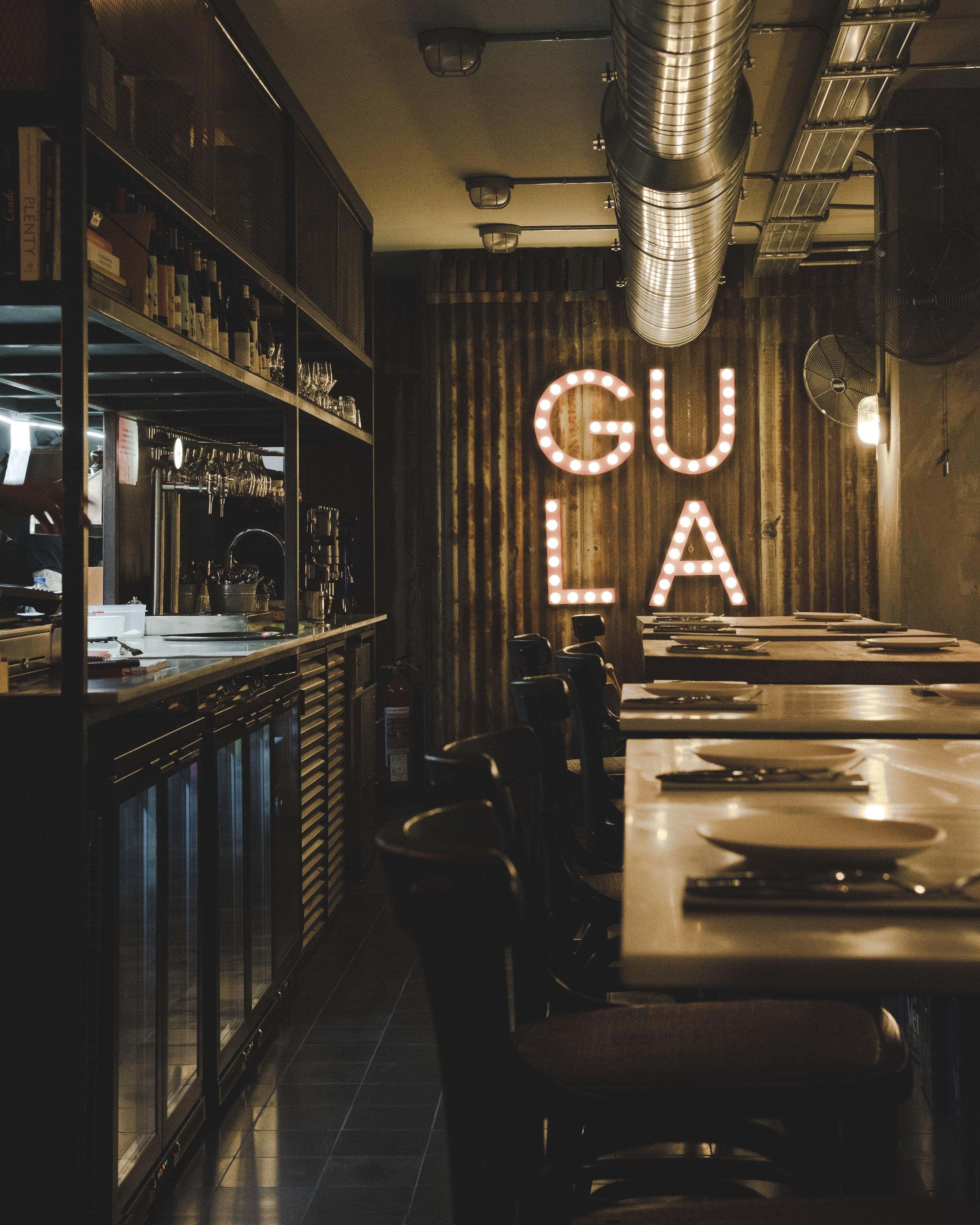 Gula Bar, Barcelona. Photo © Barcelona Food Experience.