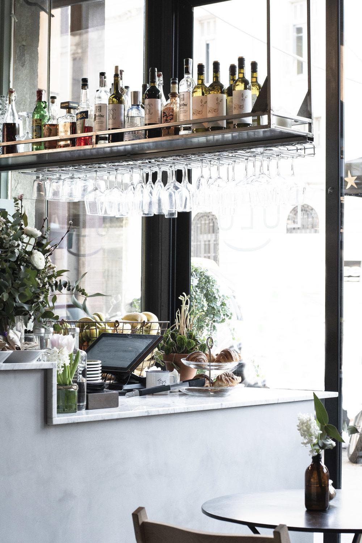 Lulu Cafe, Barcelona. Photo © Barcelona Food Experience.