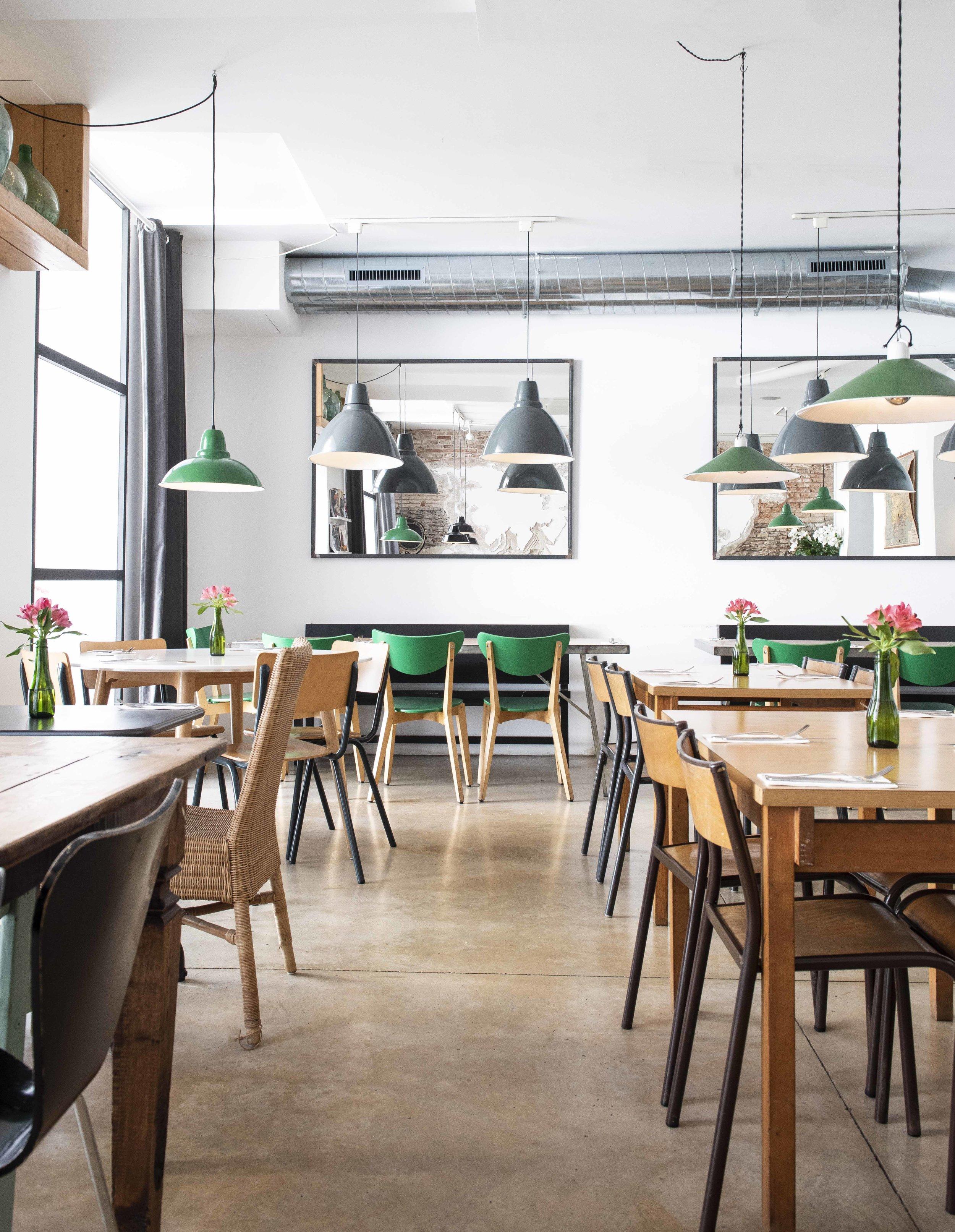 Trópico, Barcelona. Photo © Barcelona Food Experience.