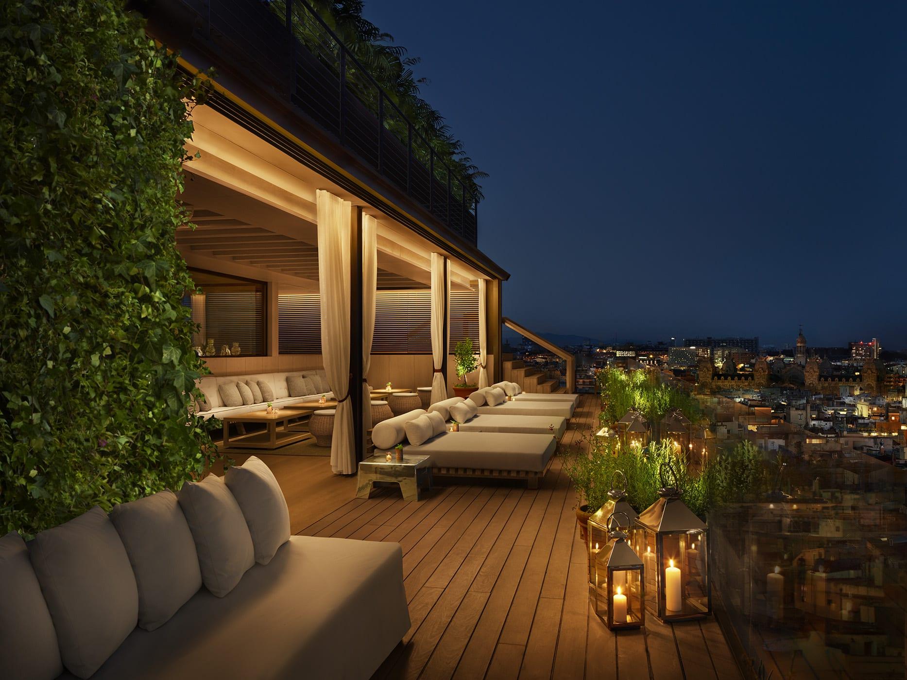 Edition Hotel, Barcelona.