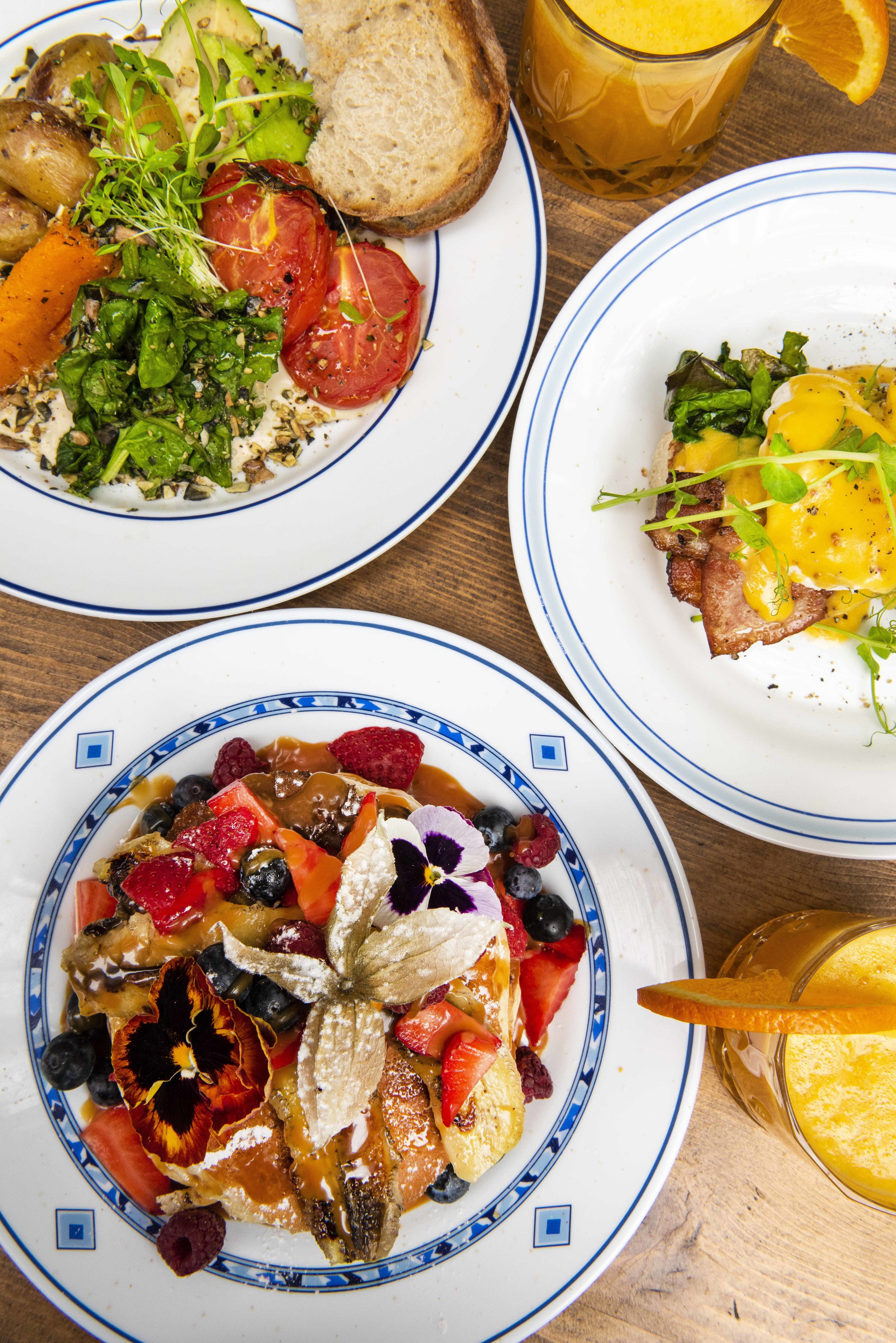 Brunch at Cremat 11, Barcelona. Photo © Barcelona Food Experience.