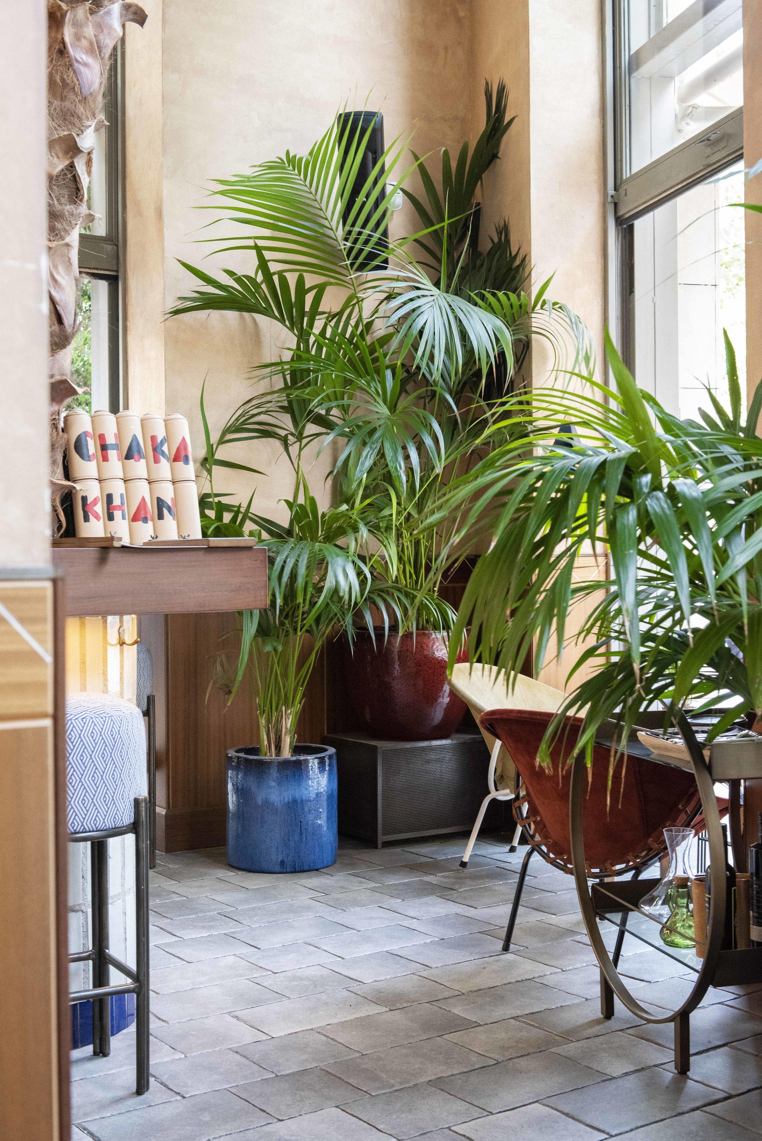 Chaka Khan restaurant, Barcelona. Photo © Barcelona Food Experience.