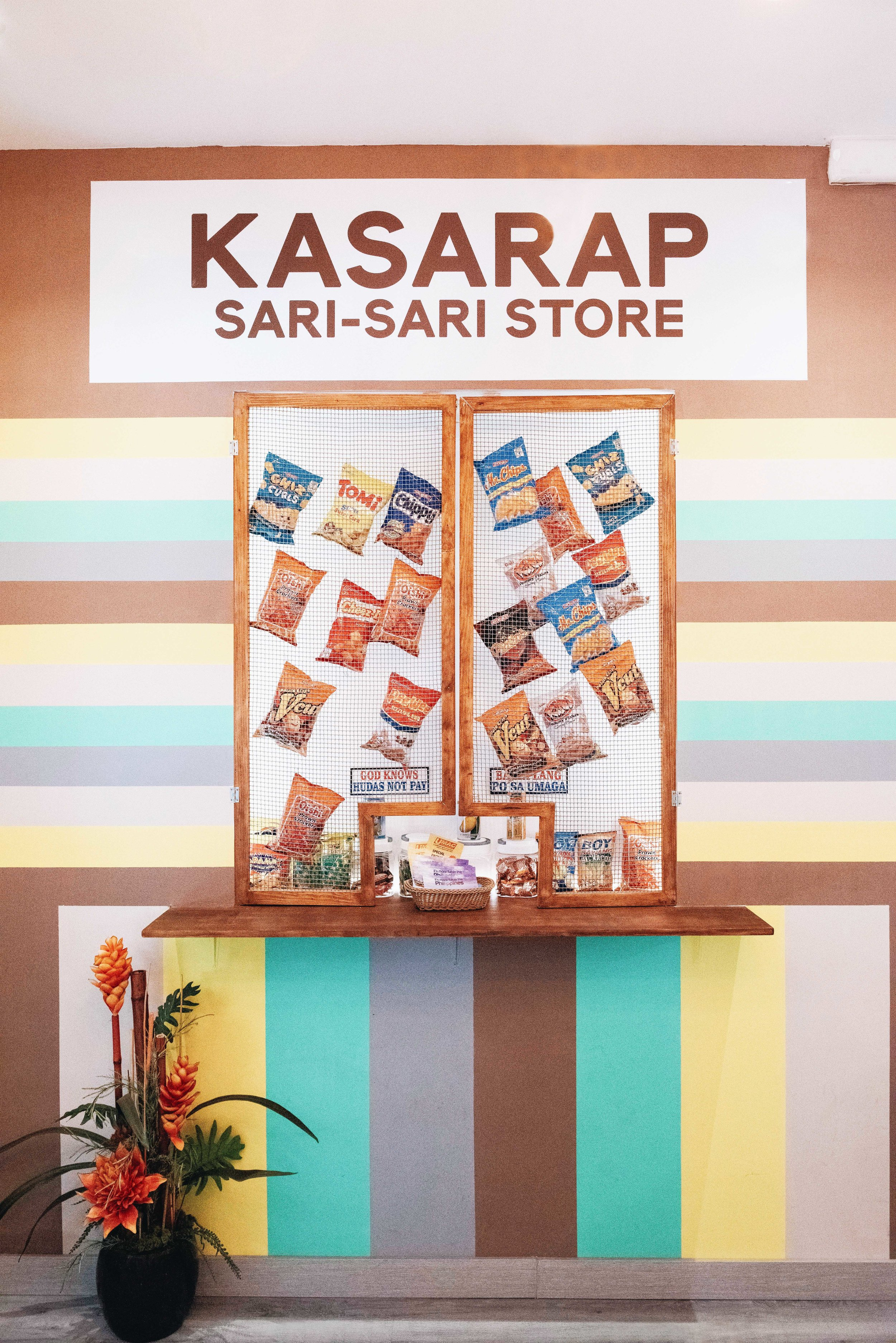 Kasarap Restaurant, Barcelona. Photo © Barcelona Food Experience.