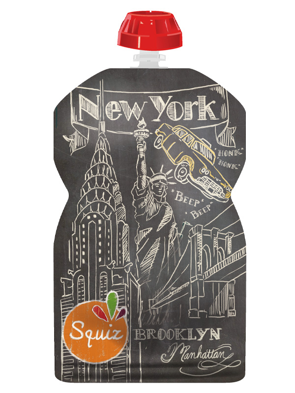City New York