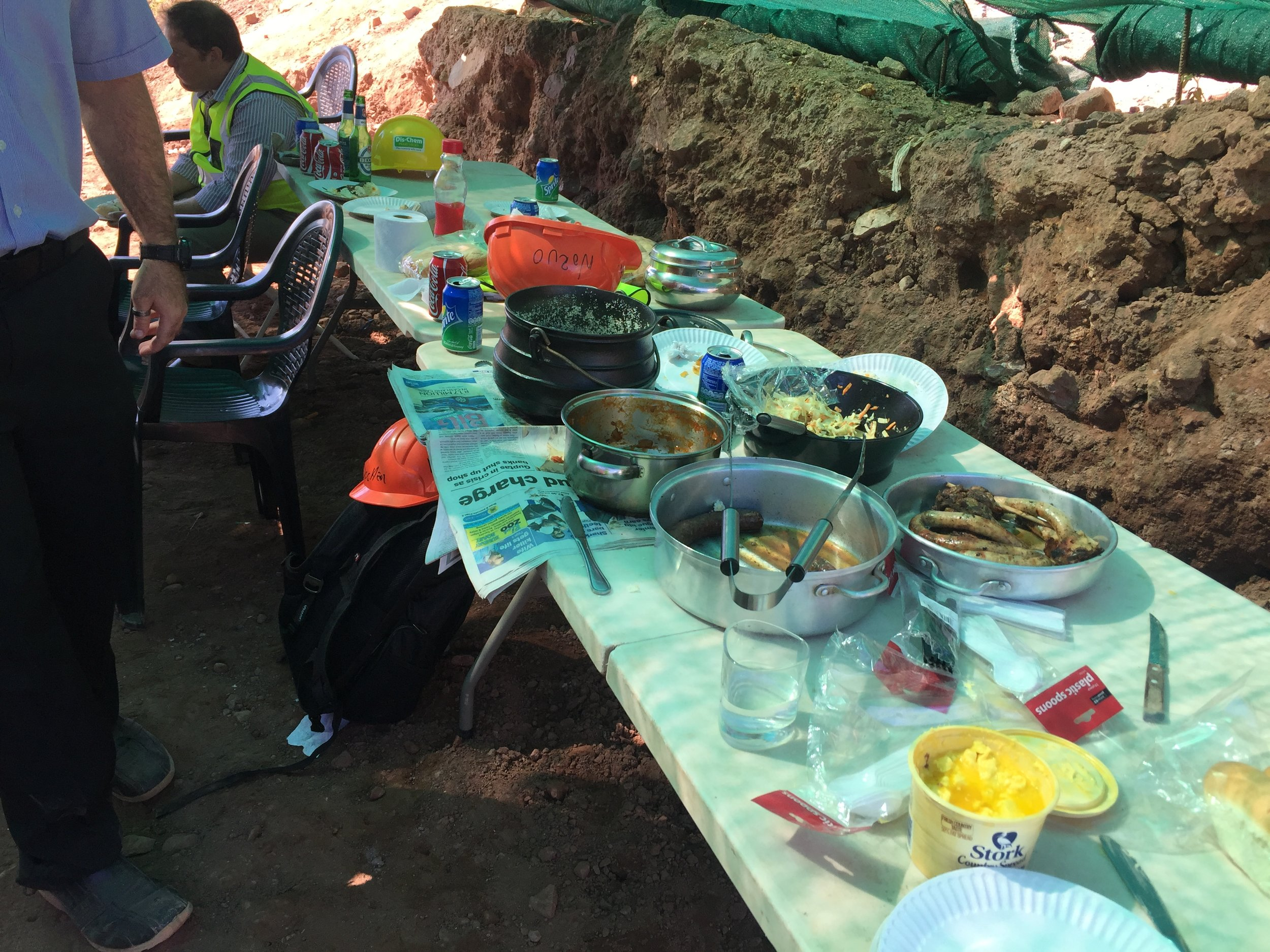 Site Lunches