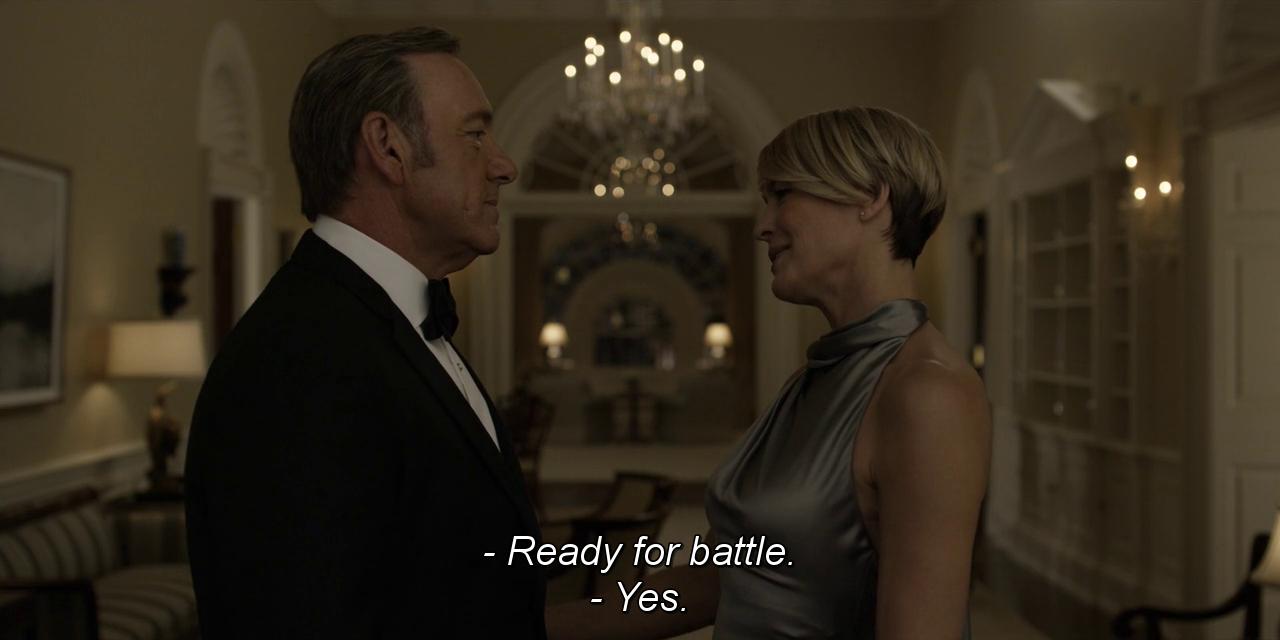House of Card / Season 3 (2015)