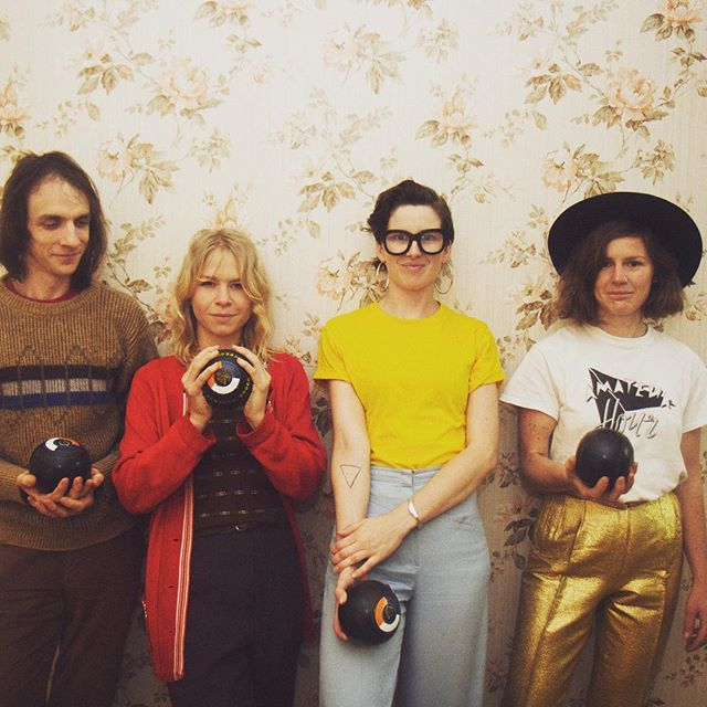 We're returning to  @thornburybowls club Dec 6th 💛 Alongside @girlatones for an all ages, lawn bowls included, good time show!  @rinkydinkau . . . . . #thornbury #bowlsclub #lawnbowls #music #livemusic #melbourne #rinkydink #retro #team