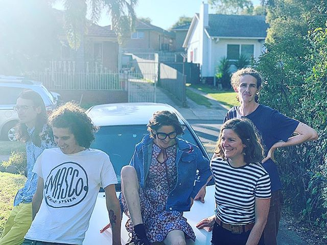 Happy New Year to you all! We're a little late off the mark, but hope it's been swell AF.  We're so pumped to say we'll be playing our first melb show of 2019 with our golden pals @jumpin.jack.william and @fluffband 🔥💥💫 Jan 19th @theevelynhotel . . Tix on the door. See ya there x . . . . #melbourne #music #fitzroy #evelyn #firstshow #crew #buddies #coolcar #subaru #hotwheels #prestonposers