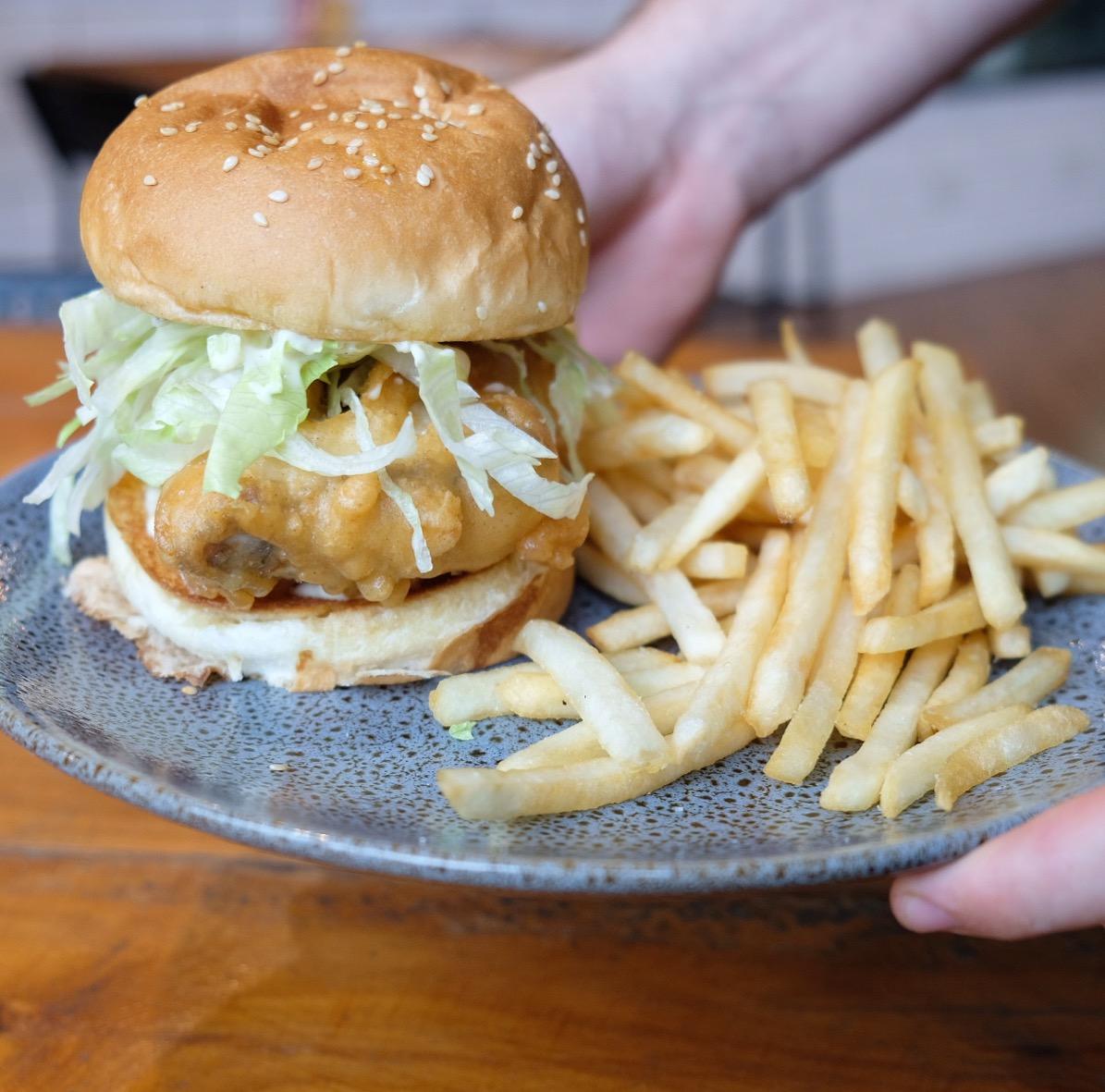 Barra Burger Special