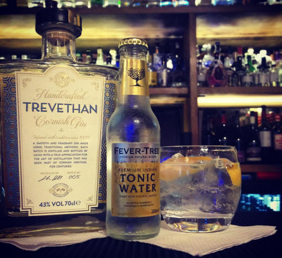 Trevethan Gin at The Pump House - Bristol