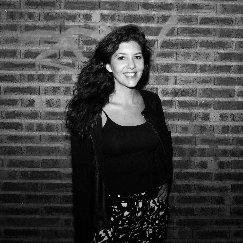 Leila Alaoui. Photographe (1982-2016). R.I.P my friend. Paris. 2015.