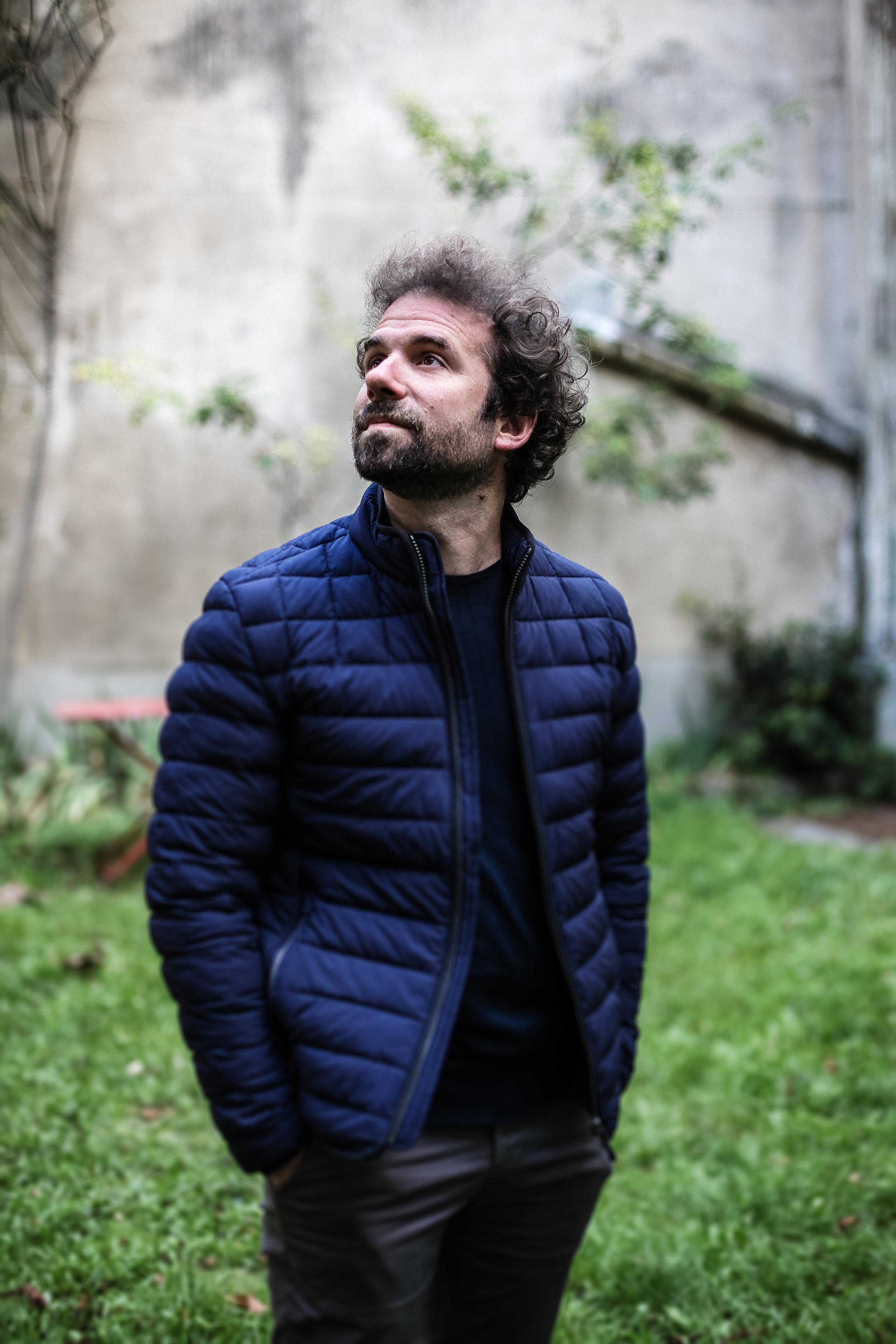 Cyril Dion. Réalisateur. Paris. 2016. Pour Socialter.
