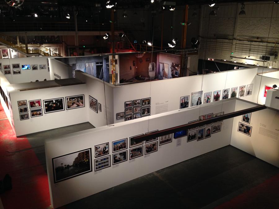 Exposition collective Printemps Arabes. Dunkerque. 2013