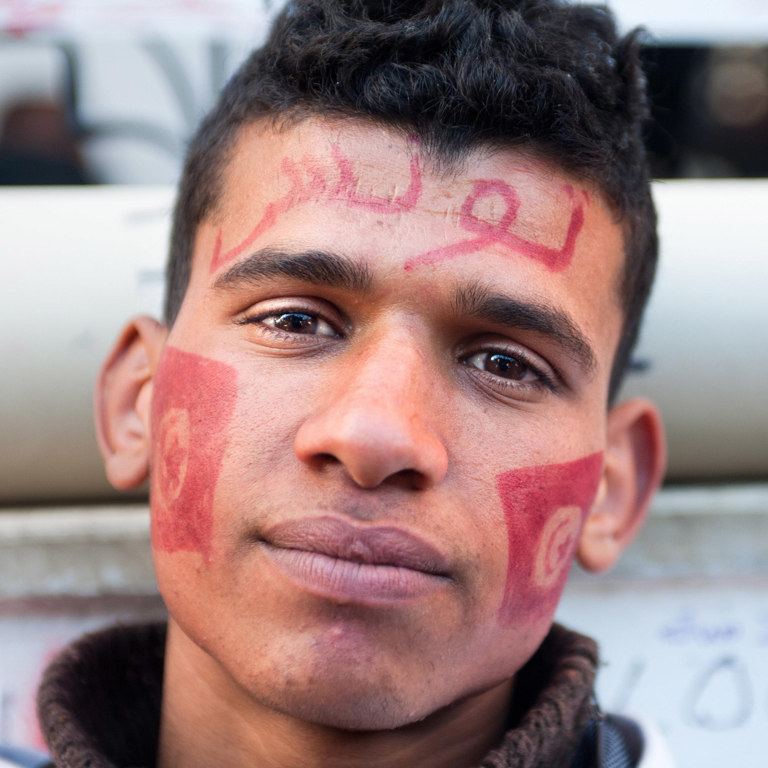 Tunisie, portrait d'une révolution /Tunisia, portrait of a révolution. 2011