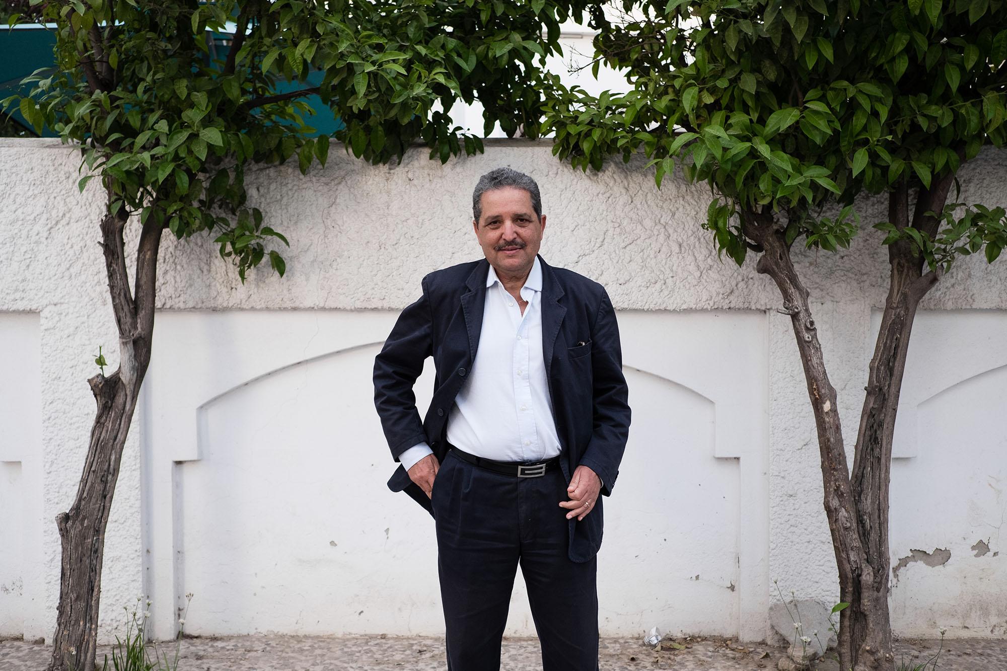 Candidats aux élections municipales en Tunisie. Mai 2018. Pour Libération.