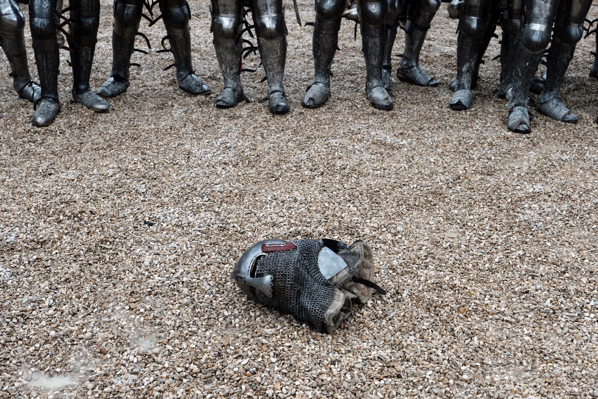 LE BEHOURD - sport de combat médiéval