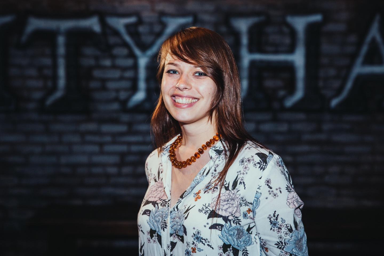 Rosie Walunas, Graphic Designer