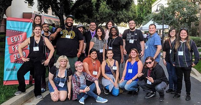 Another great year for our members at #EditFest LA!