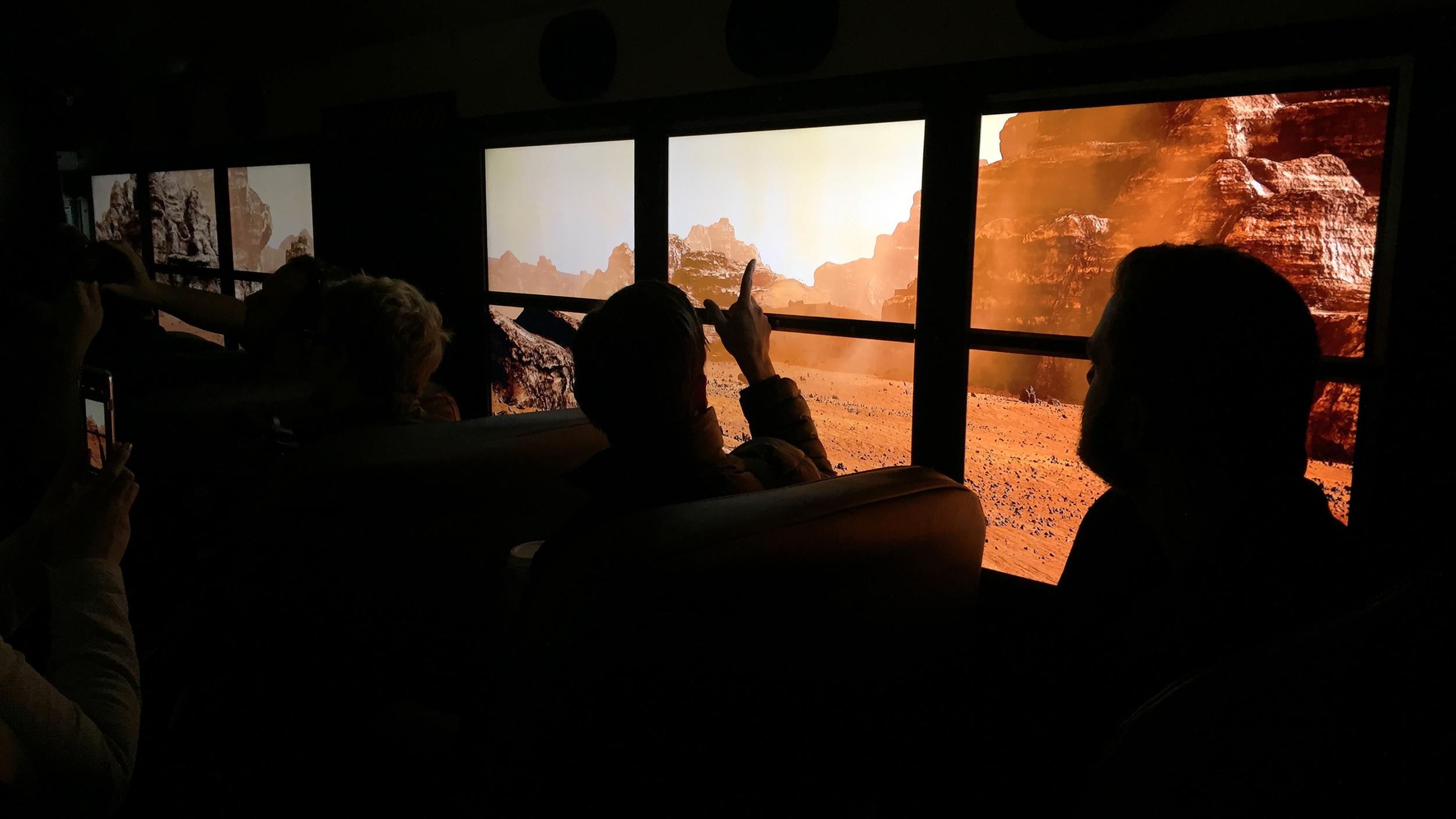 The Field Trip to Mars   Lockheed Martin