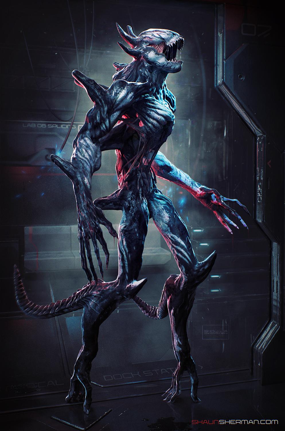 Alien Type X