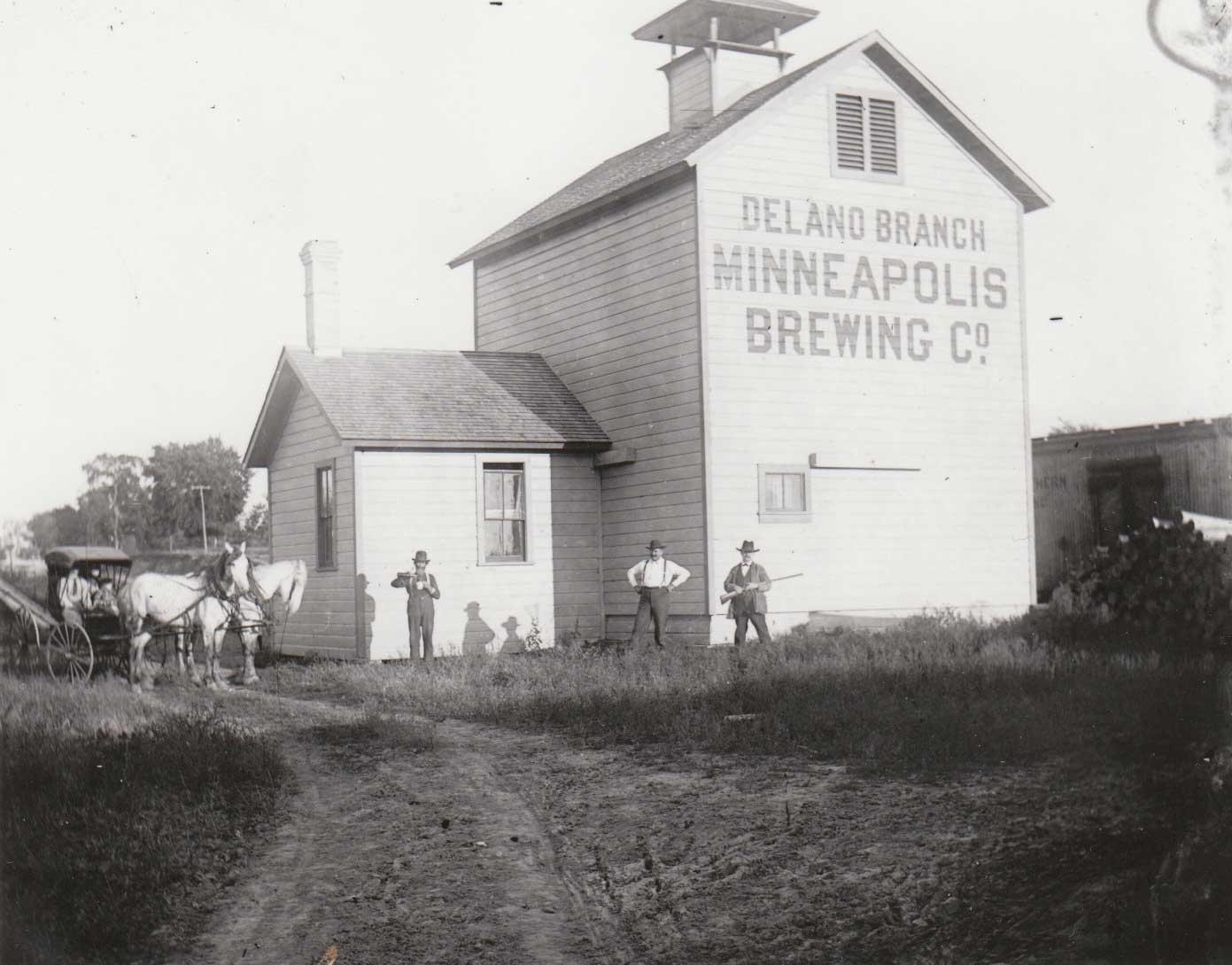 2. Delano Branch Brewing Company