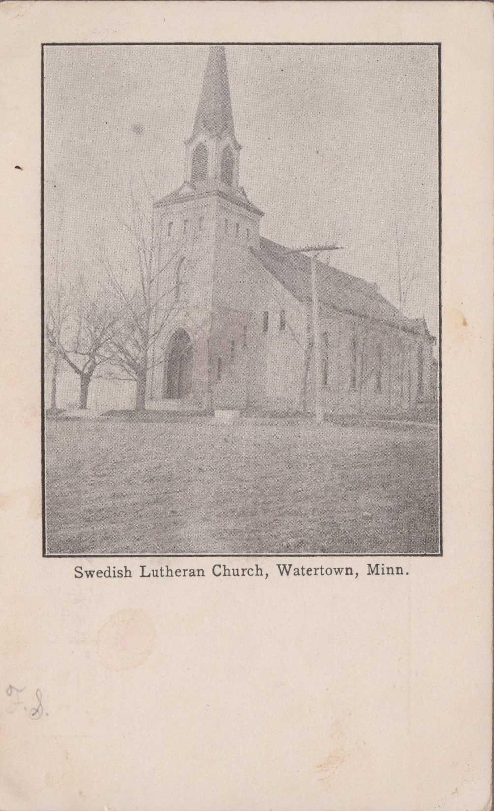 2. Swedish Lutheran Church, Watertown, MN