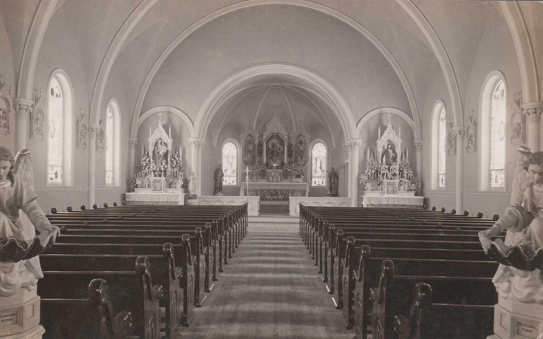 3. Church Interior