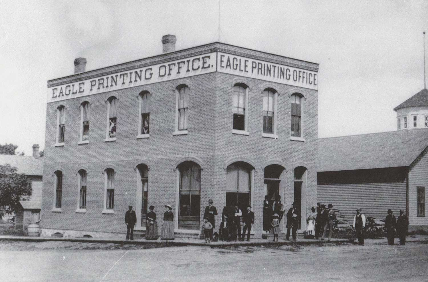 11. Eagle Printing Office
