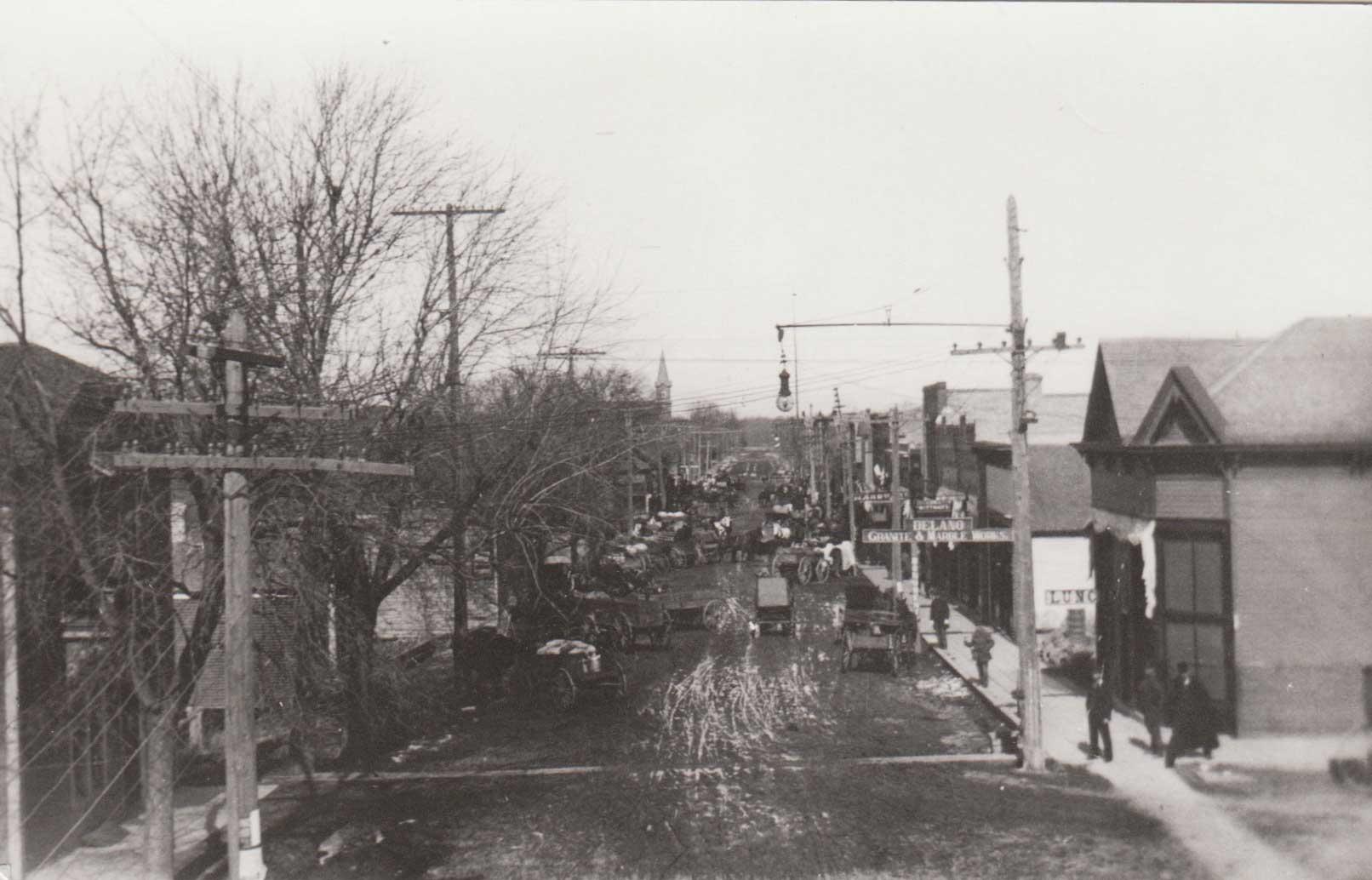3. River Street, Delano, MN