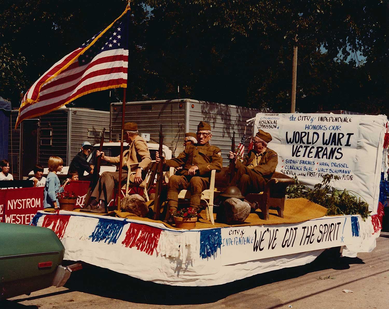 3. World War II Veterans