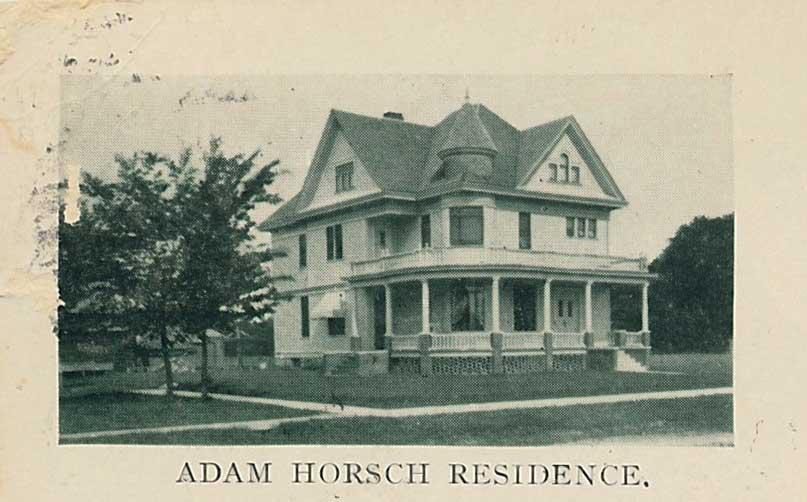 1. Adam Horsch Residence