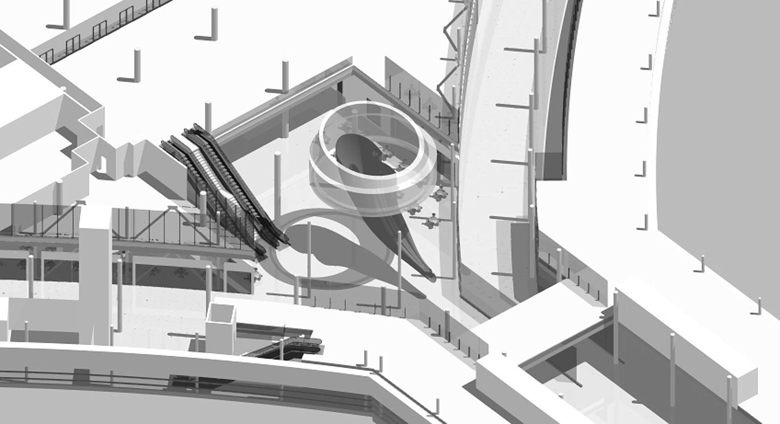 Dereck Revington Studio - Skin of fLight 1 - From Above