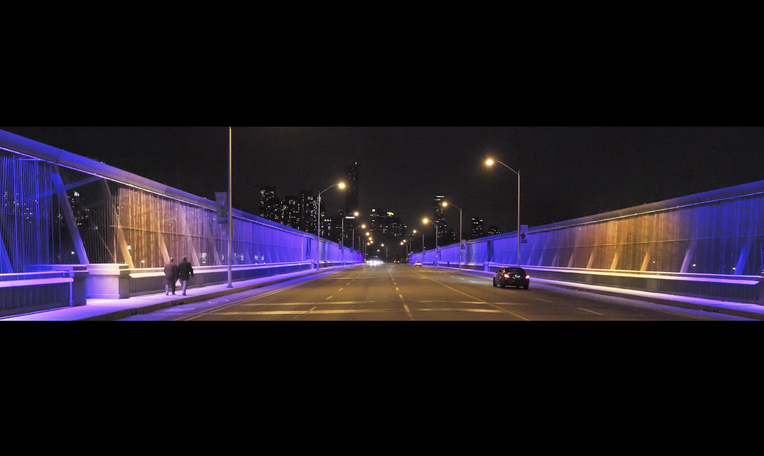 Dereck Revington Studio - The Luminous Veil - Bridge Deck