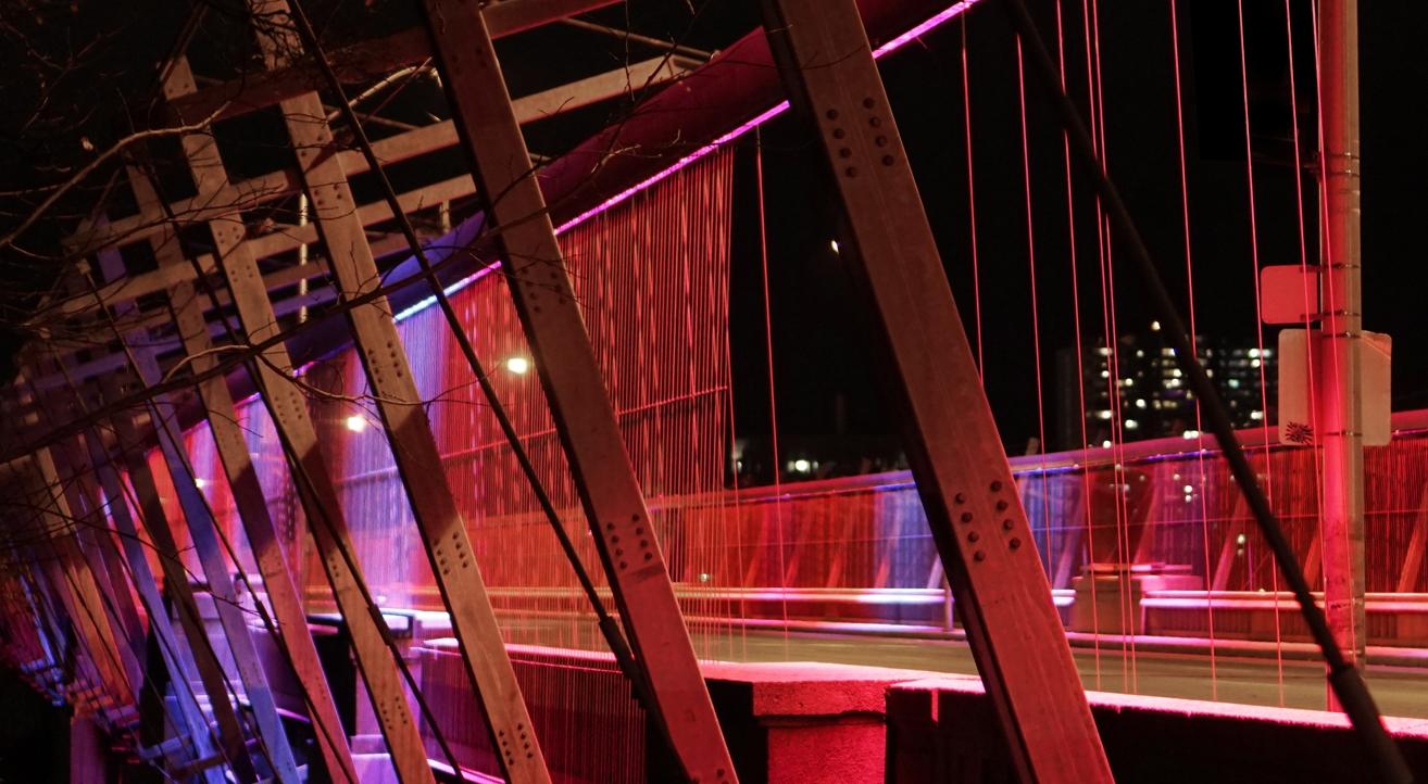 Dereck Revington Studio - The Luminous Veil - Winter Colours