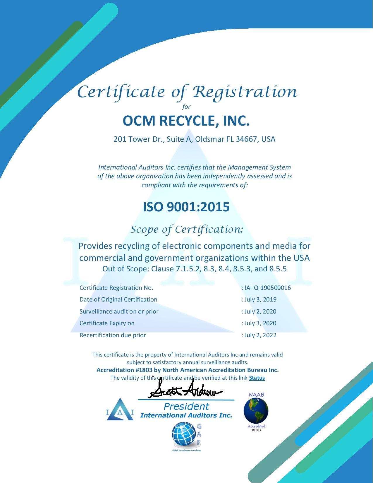 IAI 9K Certificate - OCM 2019 - 2020.jpg