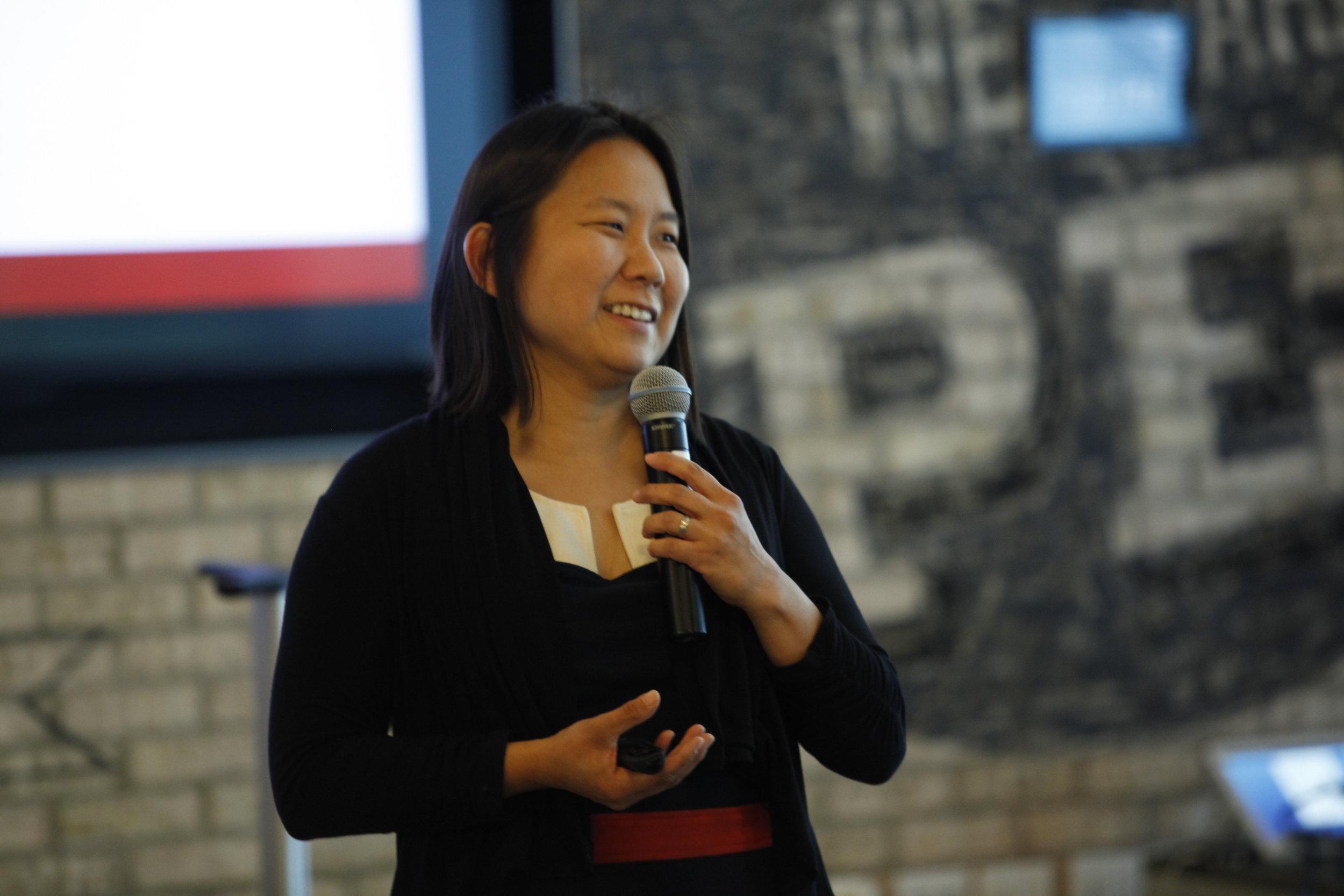 Jenny Nagaoka,Deputy Director, The University of Chicago Consortium on School Research