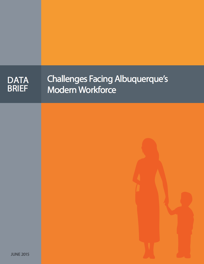 Challenges Facing Albuquerque's Modern Workforce – Data Brief