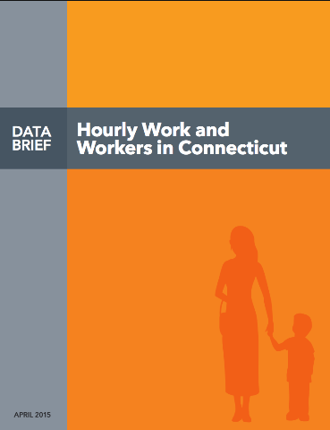 Hourly Work and Workers in Connecticut - Data Brief