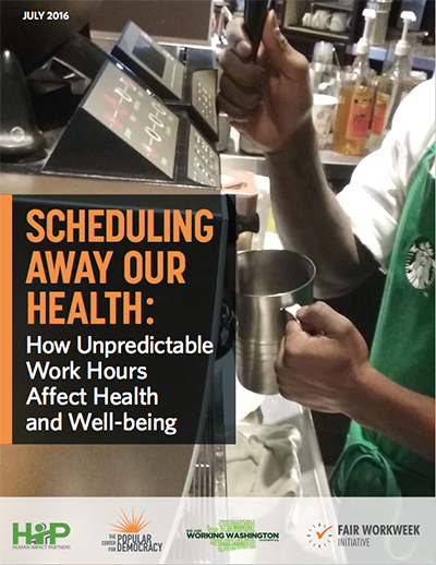Scheduling Away Our Health: How Unpredictable Work Hours Affect Health and Well-Being