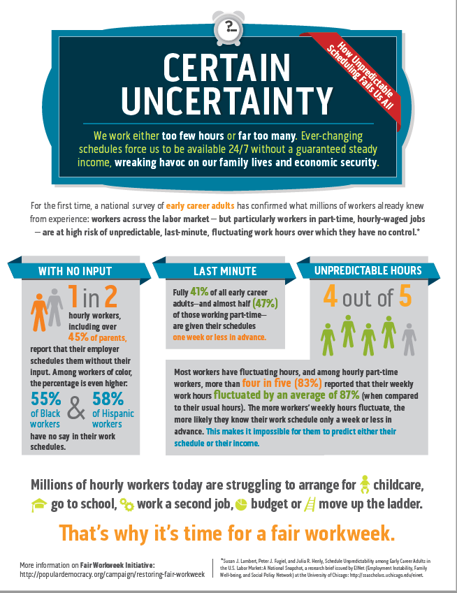 Factsheet: Certain Uncertainty