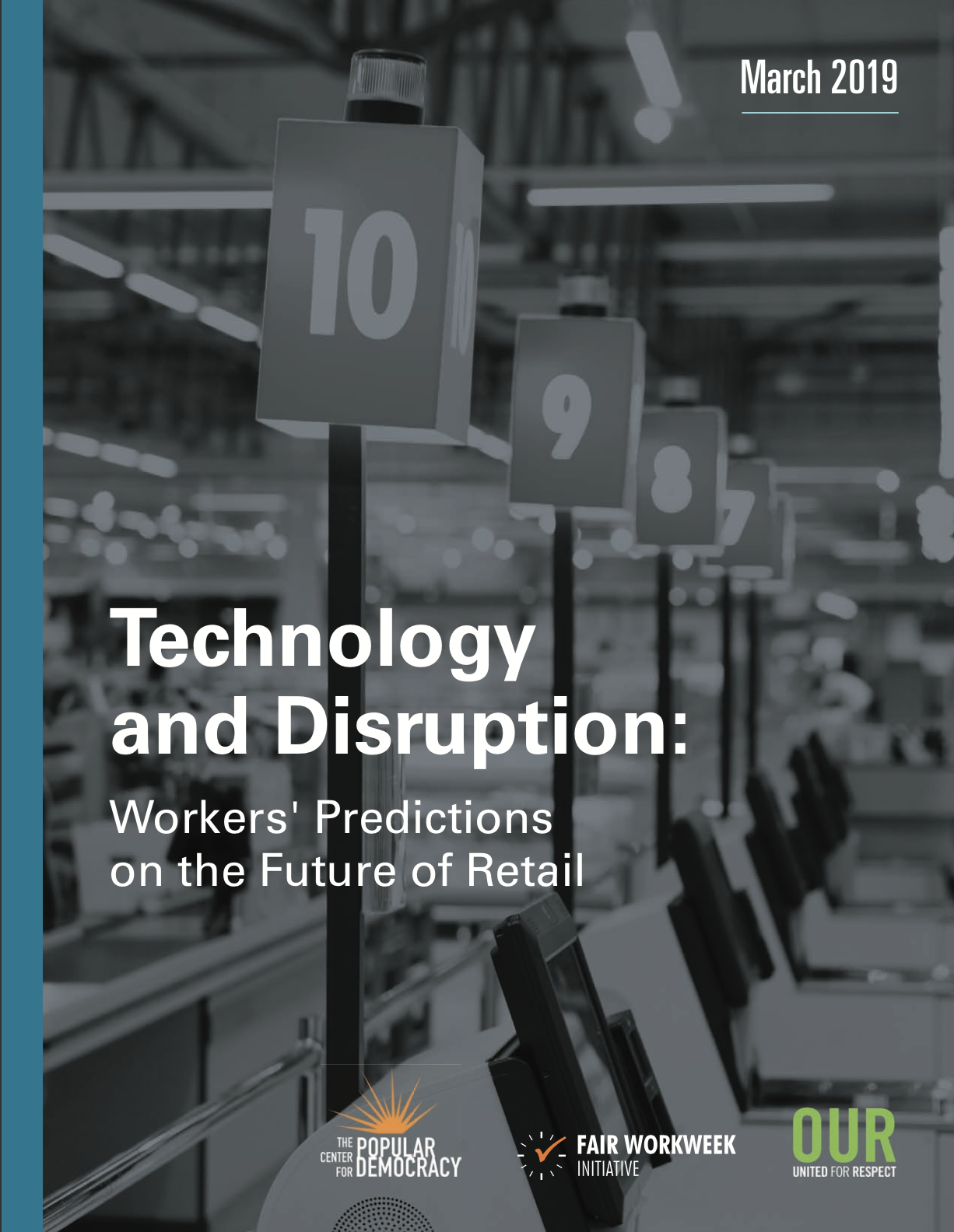Technology and Disruption: Workers' Predictions on the Future of Retail
