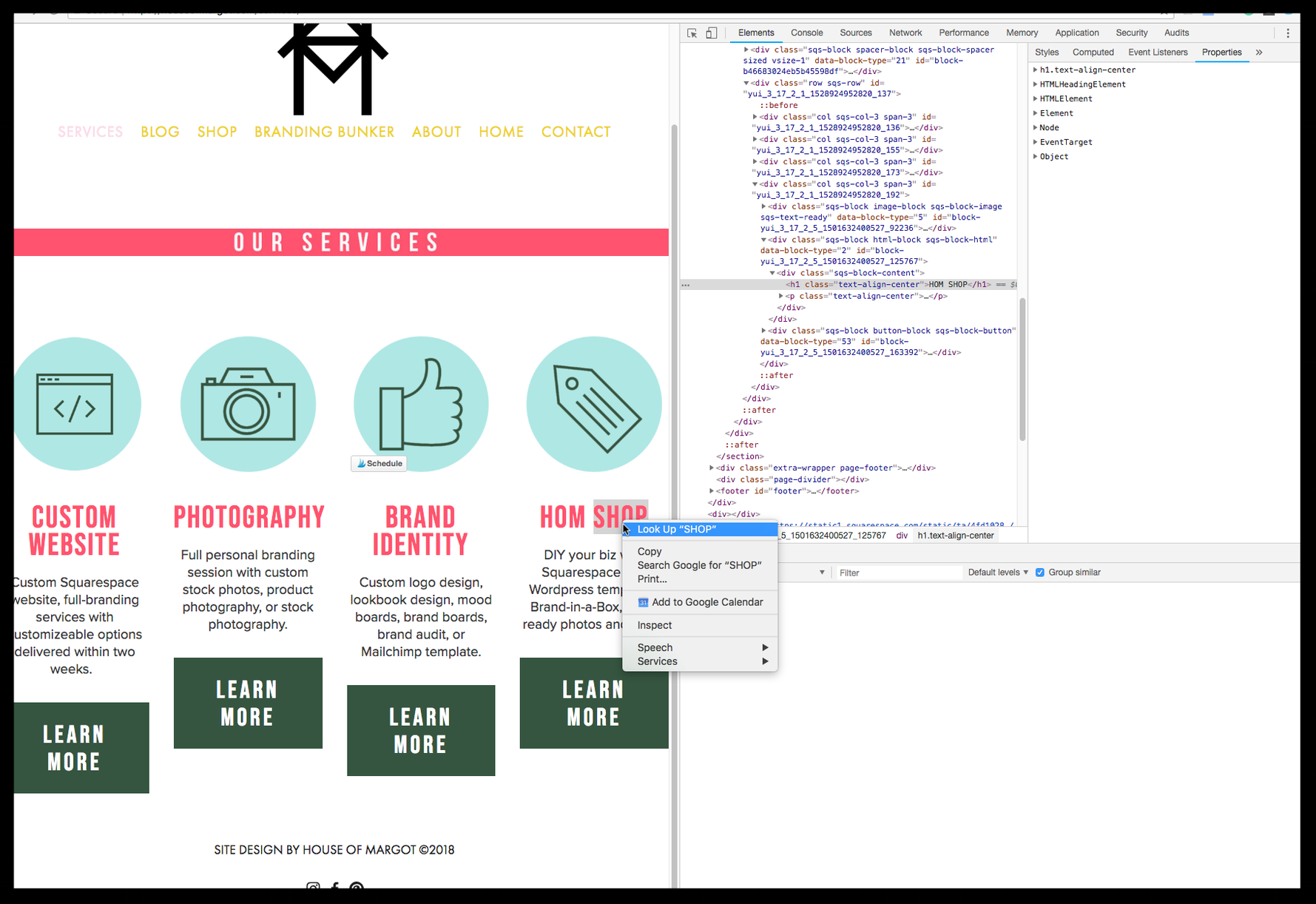 how-to-use-inspect-tool-squarespace