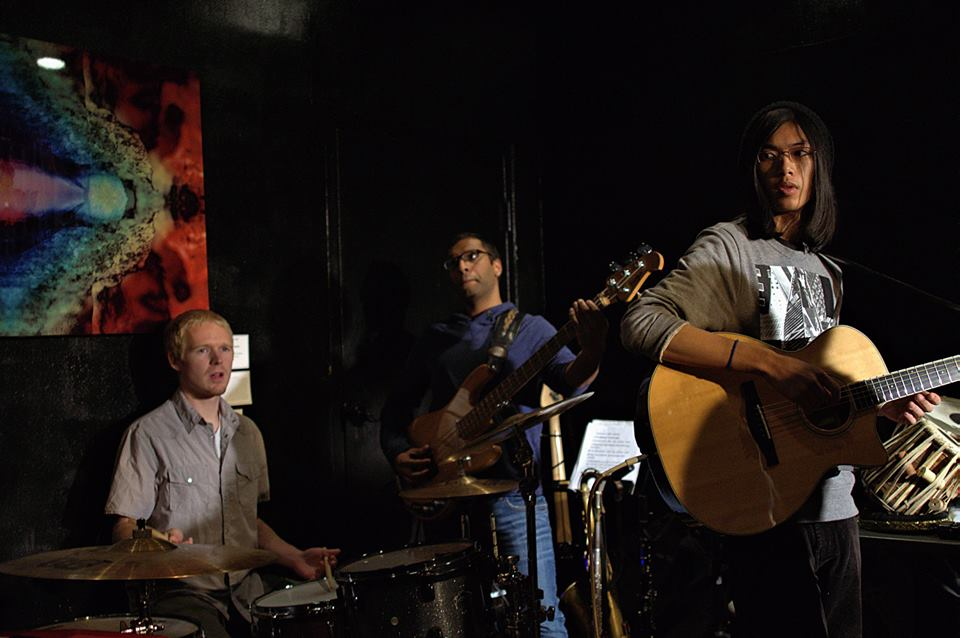 Armeen Musa at Busboys & Poets - Washington, D.C. - Nov '14
