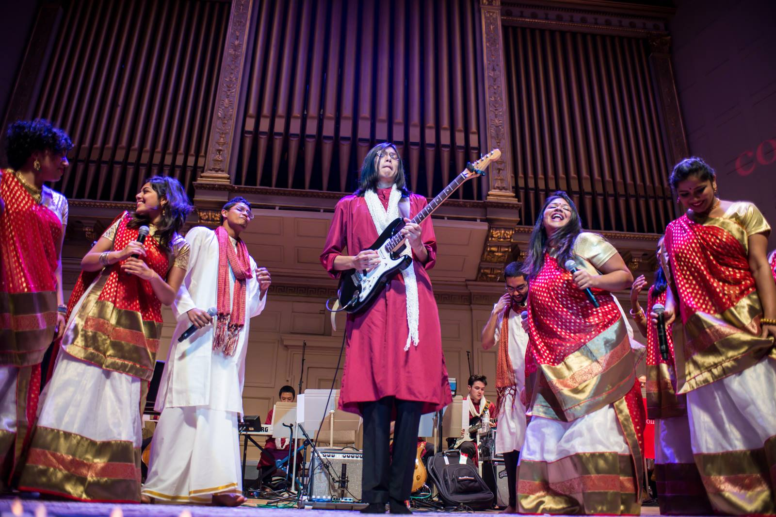 Tribute to A.R. Rahman at Symphony Hall - Boston, MA - Nov '14