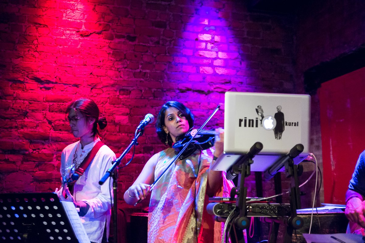 RINI at Rockwood Music Hall - Manhattan, NY - Feb '16