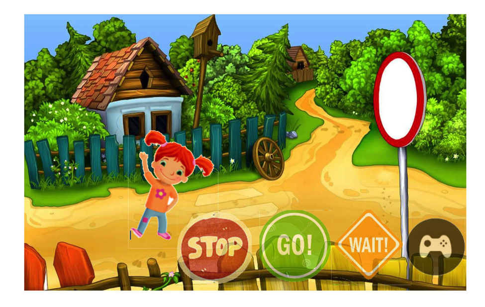 A to D with Addy:    Help Addyget from point A to D! Along her exciting adventure, Addy encounters situations in which the User is given a choice of FOURitems that can help Addy tackle obstacles along her way. Join Addy on this thrilling adventure!
